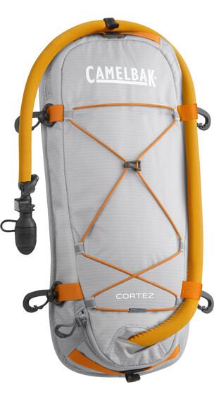 CamelBak Cortez drinksysteem grijs/oranje